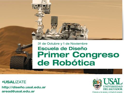 1º Congreso de Robótica