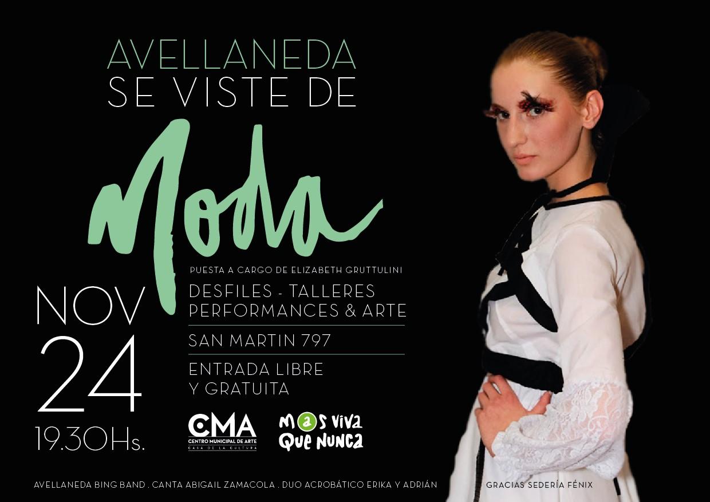 e6973d4dab6ae7 Avellaneda se Viste de Moda - La Ciudad Avellaneda