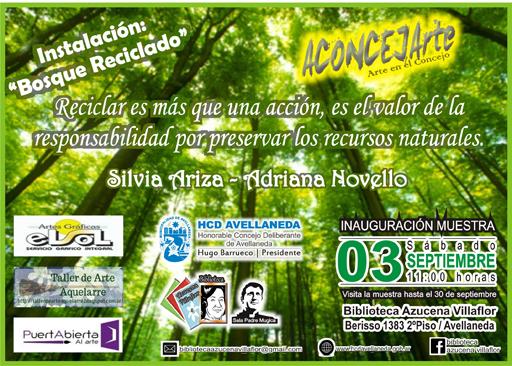 Aconcejarte Bosque Reciclado 3Sep2016