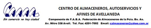 CENTRO ALMACENEROS
