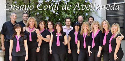 Coro Ensayo Coral Avellaneda