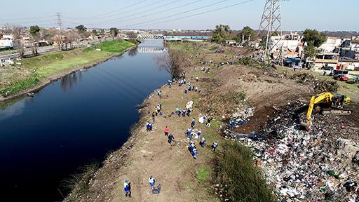 81ee45bb7 ACUMAR llama a licitación por la limpieza del Riachuelo - La Ciudad ...