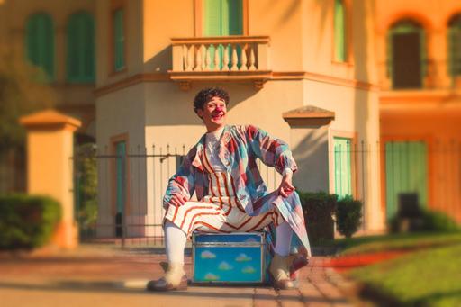 Teatro Municipal - Clown Martini