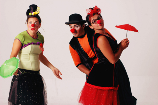 Teatro Municipal - Mundo Cirquete