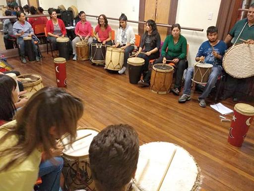 Actividades en el Instituto Municipal de Folklore y Artesanías Argentinas de Avellaneda - Diario La Ciudad de Avellaneda