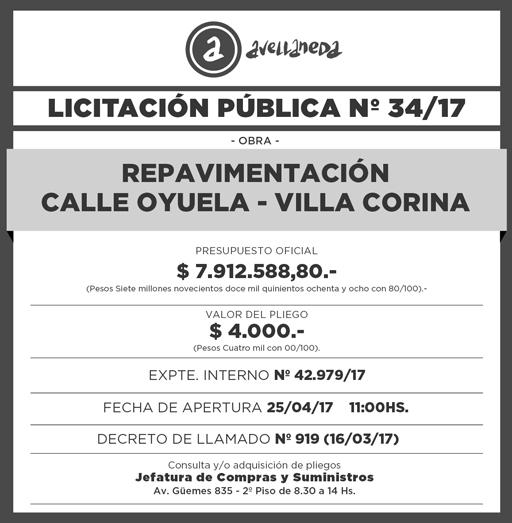 LICITACION PUBLICA Nº 4-17 9,8x10cm