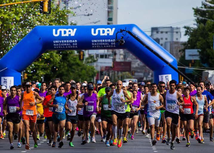maraton undav