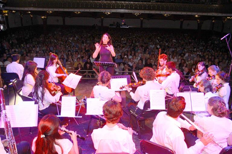 orquesta juvenil municipal